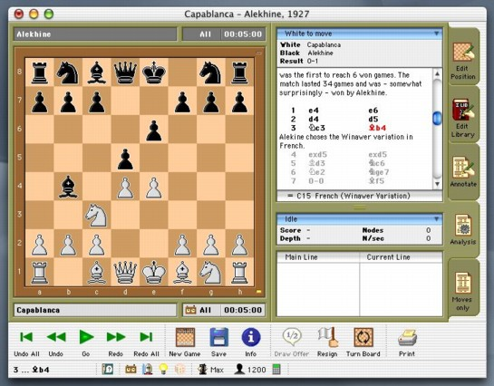 learning - Is there any chess software that tutors ...