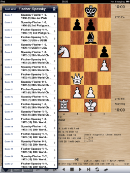 HIARCS iPad Chess